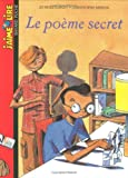 echange, troc Jo Hoestlandt, Christophe Merlin - Le poème secret