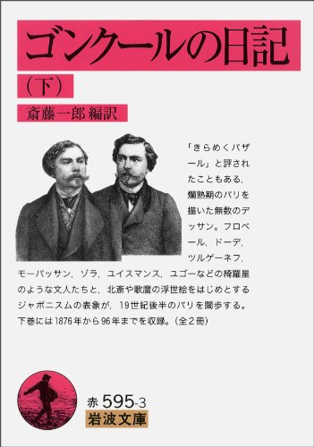 ゴンクールの日記(下)
