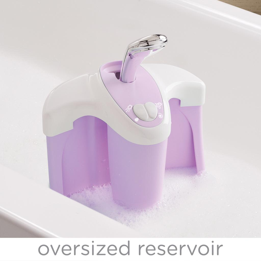 spa shower bath tubs lil 39 luxuries baby child infant whirlpool bubbling violet ebay. Black Bedroom Furniture Sets. Home Design Ideas