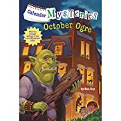October Ogre: Calendar Mysteries, Book 10 | Ron Roy