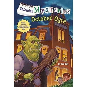 October Ogre Audiobook