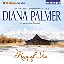 Man of Ice (       UNABRIDGED) by Diana Palmer Narrated by Jeff Crawford