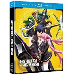 Aesthetica of a Rogue Hero: Complete Series (Blu-ray/DVD Combo)