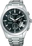 [シチズン]CITIZEN 腕時計 EXCEED エクシード ワールドタイム ジェットセッター Eco-Drive エコ・ドライブ 電波時計 ダイレクトフライト EBS74-5103 メンズ