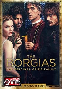 The Borgias The Original Crime Family The Second Season with BONUS DISC