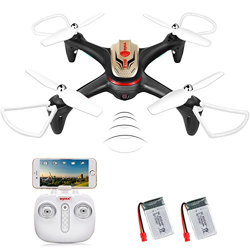 DoDoeleph X15W WiFi FPV Drone with Camera Real Time Video