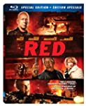 Red  / R.E.D. (Bilingual) [Blu-ray]