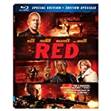Red  / R.E.D. (Bilingual) [Blu-ray]by Bruce Willis