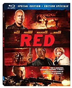 R.E.D. (Special Edition) (Bilingual [Blu-ray]