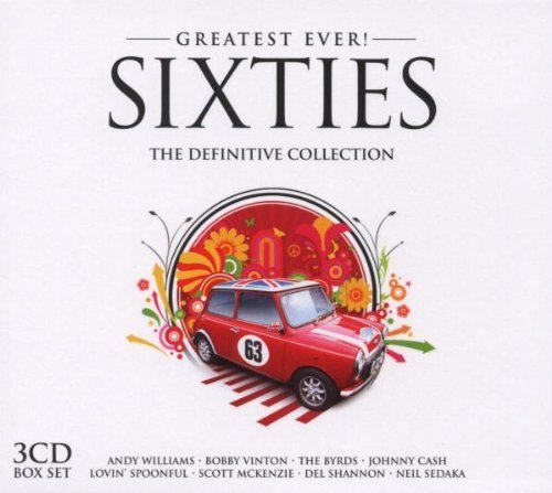 Various - Greatest Ever! Sixties: The Definitive Collection - Zortam Music