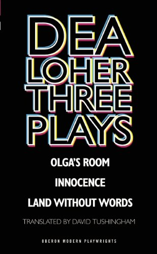 Dea Loher: Three Plays (Oberon Modern Playwrights)