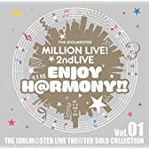 THE IDOLM@STER LIVE THE@TER SOLO COLLECTION Vol.01 アイドルマスター ミリオンライブ 会場限定CD
