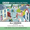 Dr Finlay: Further Adventures of a Black Bag  by A. J. Cronin Narrated by David Ashton