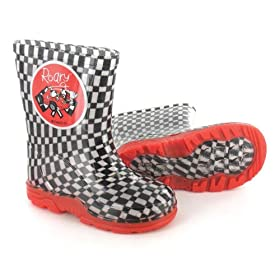 Roary The Racing Car Boots