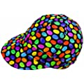 "Mutual Industries 00356-00000-6875 Kromer Jelly Bean Style Cap 6 7/ 8, Cotton, Length 5"", Width 6"""