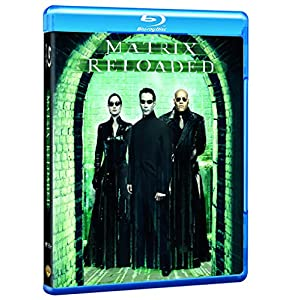 Matrix Reloaded [Warner Ultimate (Blu-ray)]