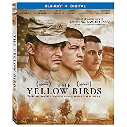 The Yellow Birds [Blu-ray]
