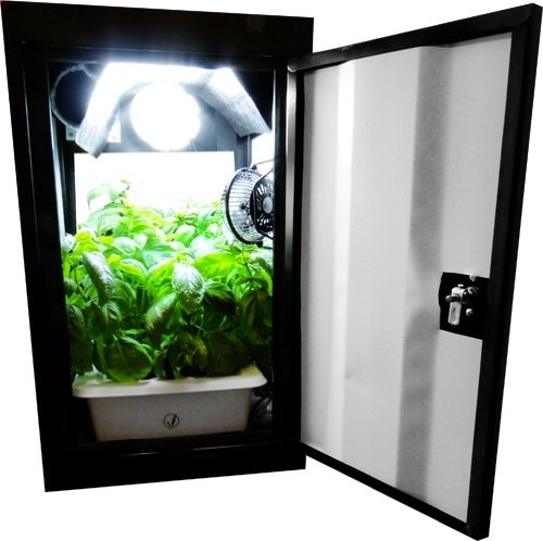 Supercloset Superbox 200watt Fully Automated Turnkey Growbox