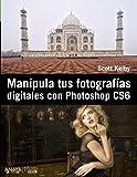 Manipula tus fotografías digitales con Photoshop CS6 (Photoclub)