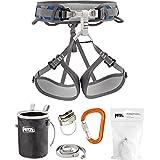 Petzl Corax Climbing Harness Kit