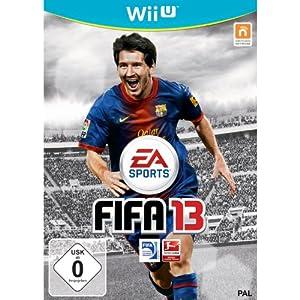 FIFA 13 - [Nintendo Wii U]