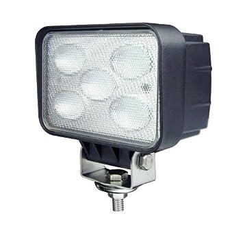 Marine Remote Cree LED Control Search Spot Light Offroad Truck Car Boat White BN