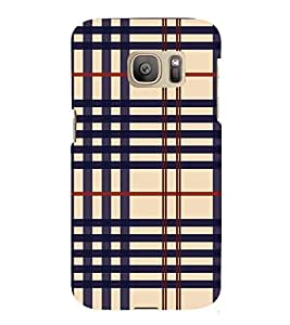 EPICCASE Tailor made Mobile Back Case Cover For Samsung Galaxy S7 Edge (Designer Case)