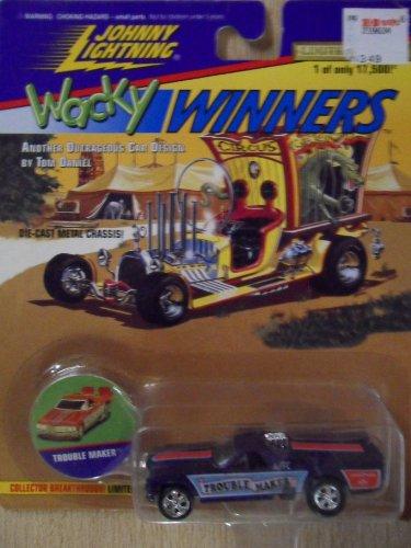 Johnny Lightning Wacky Winners Trouble Maker Purple Series #1 - 1