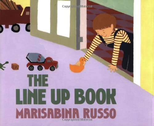 The Line Up Book