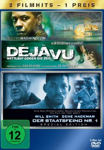 Déjà Vu / Staatsfeind Nr. 1, Special Edition [2 DVDs]