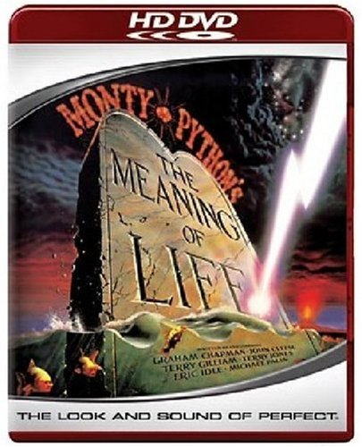 Cover art for  Monty Python's The Meaning of Life [HD DVD]