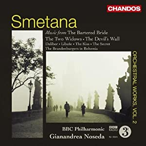 Smetana Orchestral Works Vol2 by CHANDOS