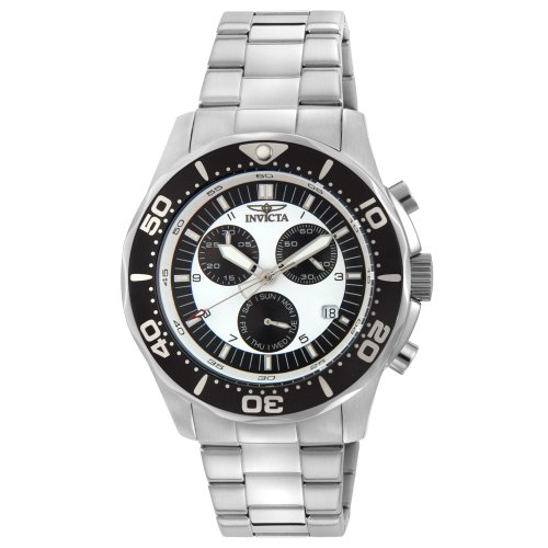 Invicta Men's Pro Diver Chronograph Watch #5363
