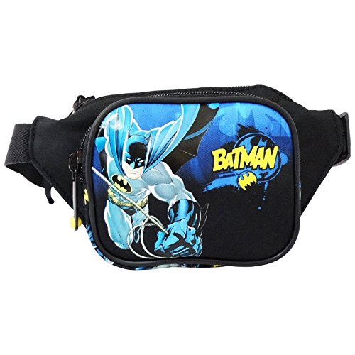 Dc Comics Official Batman Fanny Pack / Bum Bag