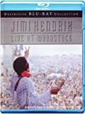 Jimi Hendrix Live at Woodstock [Blu-ray] [Import]