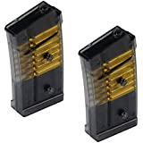 (2x) Double Eagle M82 M82P SPARE CLIP or Magazine for Tactical Airsoft AEG Rifle