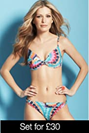 Underwired Hacienda Bikini Set