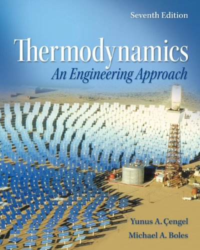 Thermodynamics: An Engineering Approach with Student Resources DVD