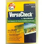 VersaCheck for QuickBooks 2012