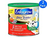 Enfagrow Premium Older Toddler Formula Vanilla 2-pack;24 Oz.each