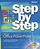 Microsoft® Office PowerPoint® 2007 Step by Step (Step By Step (Microsoft)) (0735623015) by Cox, Joyce