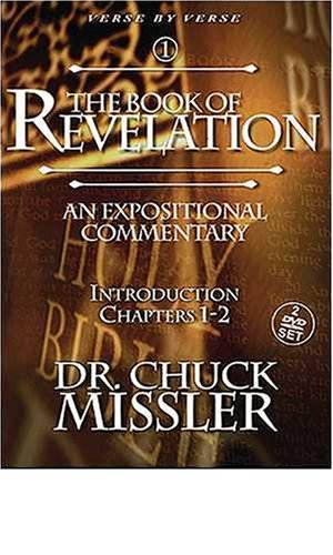 Revelation: DVD Set: An Expositional Commentary (By Dr. Chuck Missler)