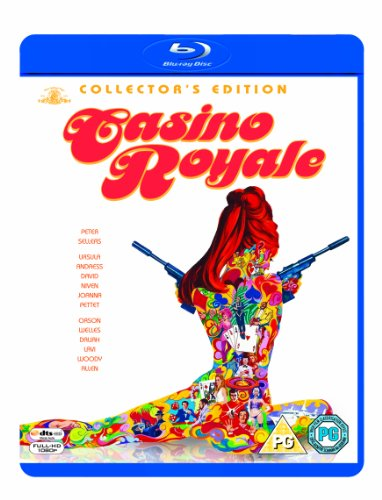 Casino Royale [Blu-ray] [1967] [Region Free]