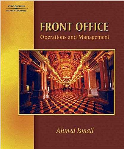 Image for Front Office Operations & Management