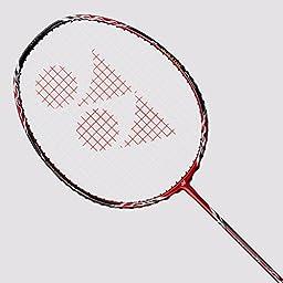 Yonex Voltric 7 Badminton Racquet Red/White 4U/G4 (Strung)