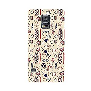 Skintice Designer Back Cover with designer 3D sublimation printing for Samsung Galaxy S5