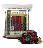 Harrisville Designs a-Lotta Loops - Makes 8 Potholders