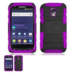 Samsung R820 Galaxy Admire 4G Black TPU Crystal Skin Case