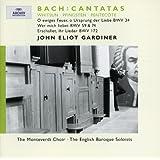 Bach, J.S.: Whitsun Cantatas BWV 172, 59, 74 & 34