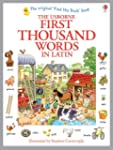 First 1000 Words In Latin